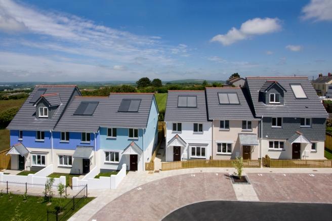 Ocean Housing Cornwall