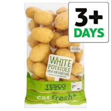 Twice the price; 5kg of spuds for £3.50